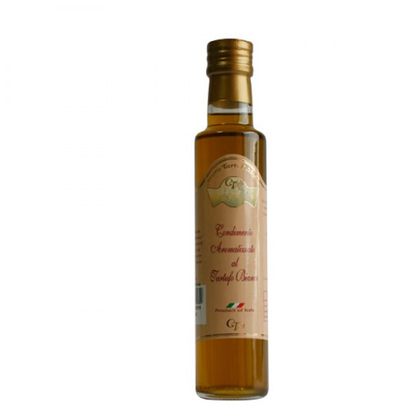 Condiment made with EVO oil and white truffle - 250ml