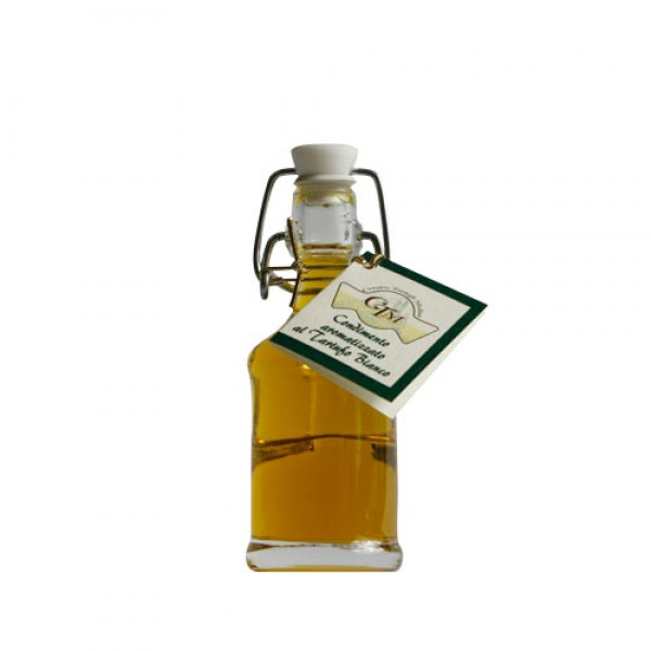 Condiment made with EVO oil and white truffle - 40ml