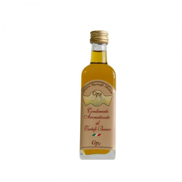Condiment made with EVO oil and white truffle - 60ml