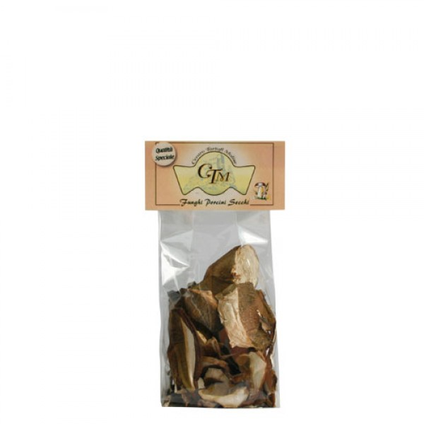 Dried Porcini Mushrooms - 20g