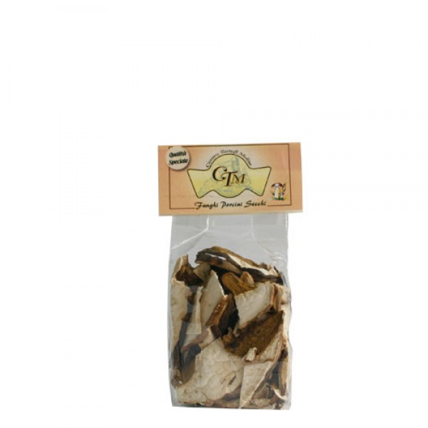 Dried Porcini Mushrooms - 40g