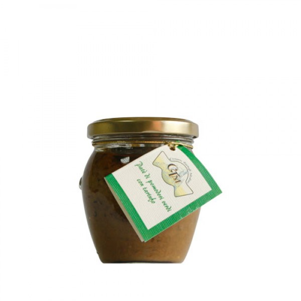 Pate Green Tomatoes and Truffle - 180g
