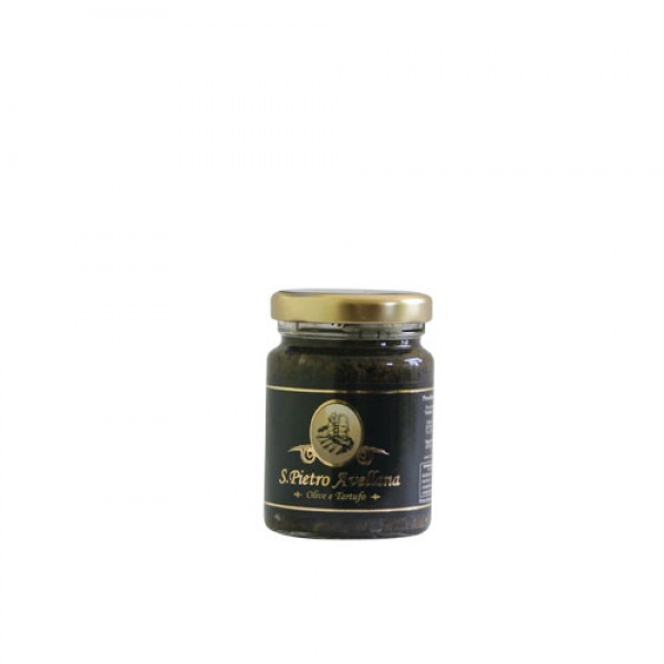 Black olives and truffle - 80g