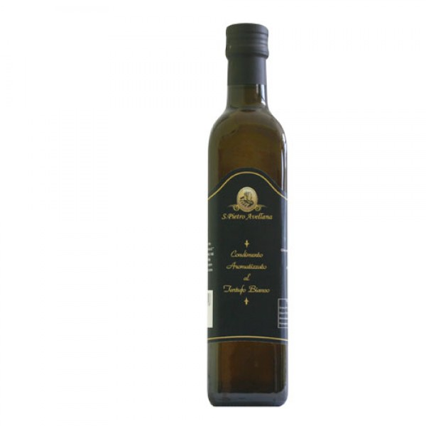 Dressing made with oil and white truffle - 500ml
