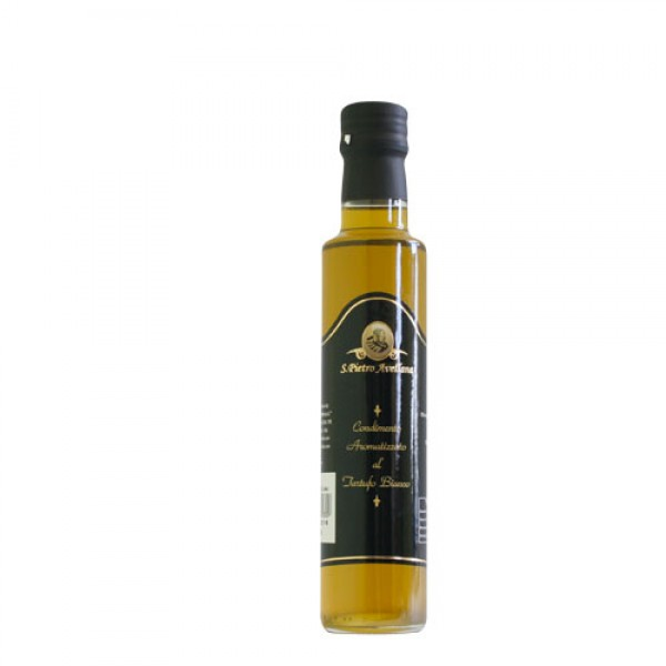 Dressing made with oil and white truffle - 250ml