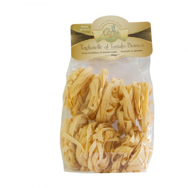 Egg Tagliatelle with White Truffle - 500g