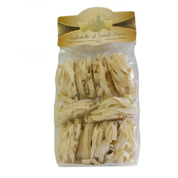 Noodles Durum Black Truffle - 500g