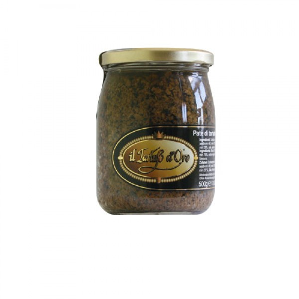 100% black summer minced truffle - 500g